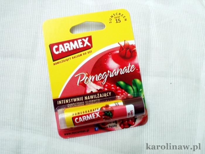 Carmex pomadka ochronna w sztyfcie carmex opinie carmex cena balsam do ust carmex carmex balsam do ust carmex do ust  carmex pomadka Pomegranate Orange