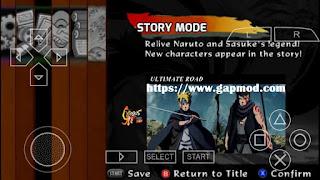 Download Naruto Ultimate Ninja Impact Mod Boruto Next Generation