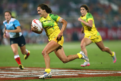 Australia vs Colombia rugby sevens
