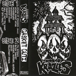 House of Krazees - Casket Cutz (2013) (TAPE) [FLAC] [24-96]
