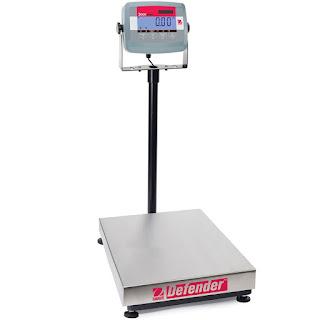 Cân bàn điện tử Defender TM2000 D24P30ER