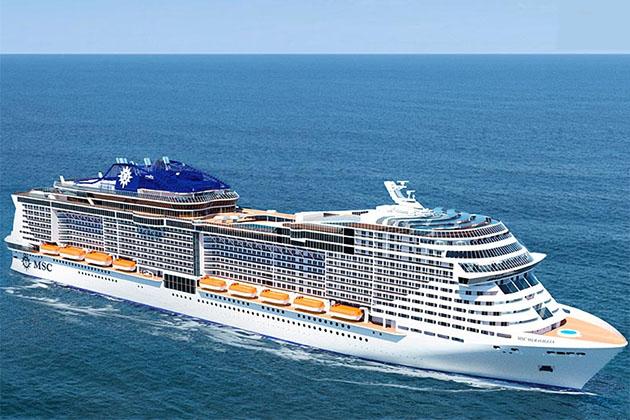 New Cruise Ship