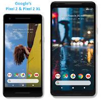 Google Pixel 2 vs. Pixel 2 XL