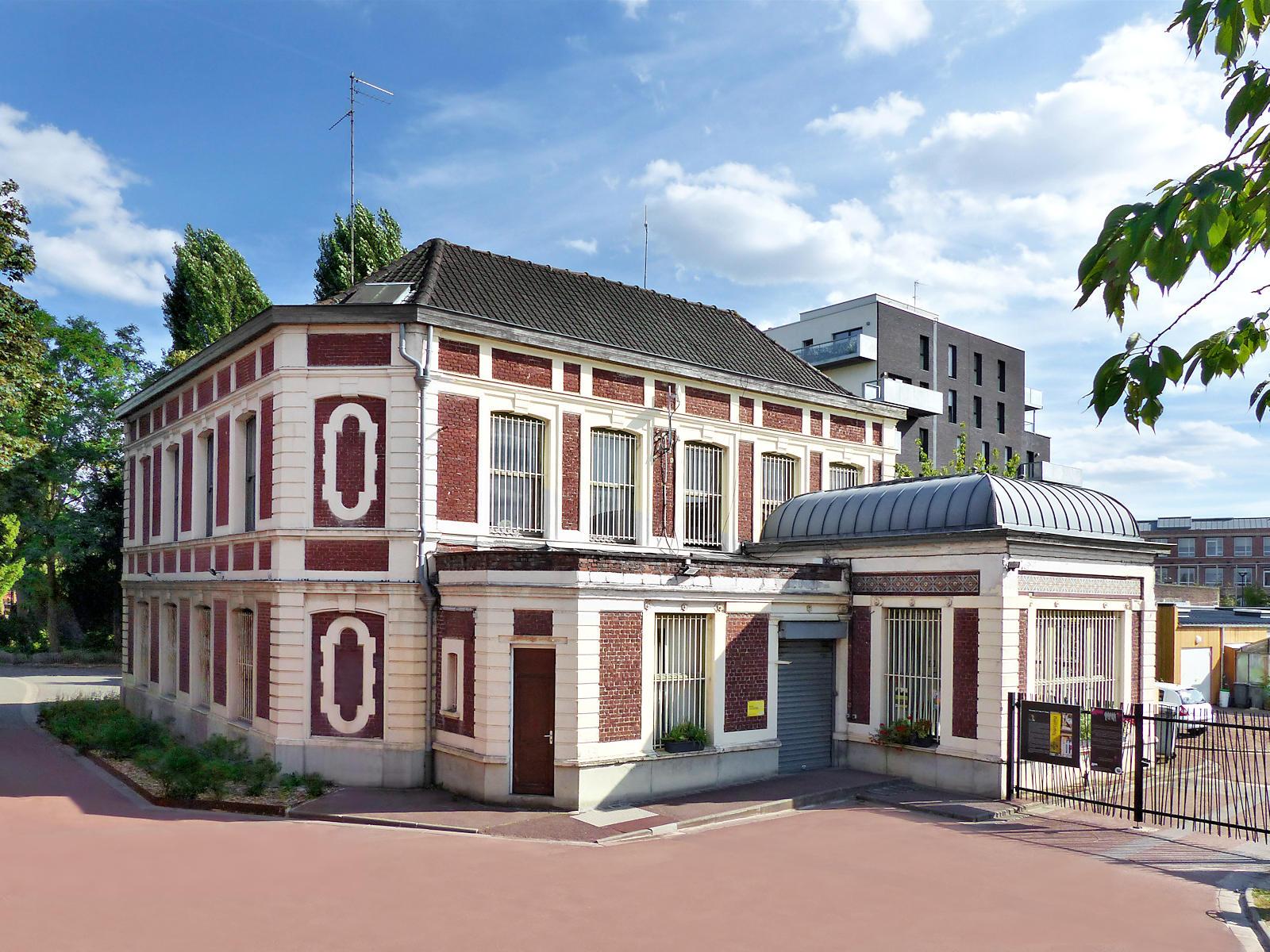 Jardin Botanique Tourcoing - Direction des Parcs et Jardins