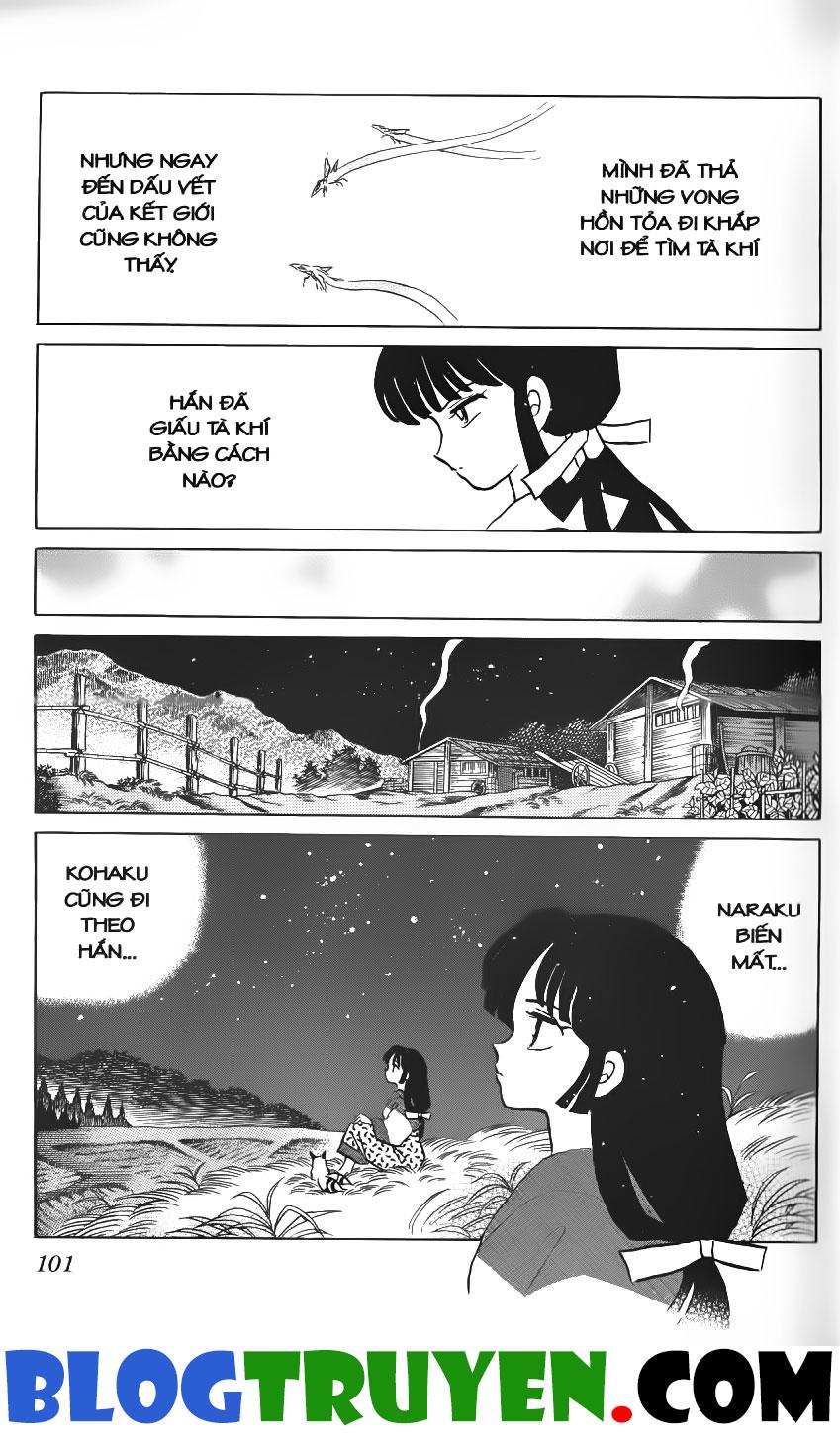 Inuyasha vol 23.6 trang 8