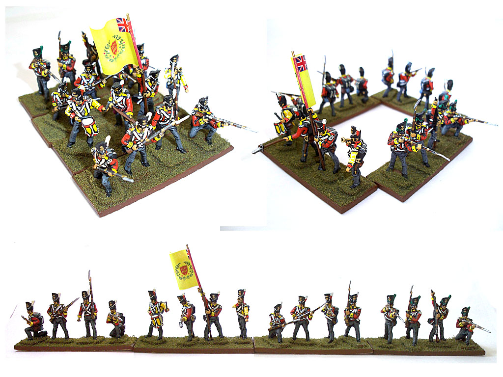 The Carpet General: My 1/72 Waterloo project