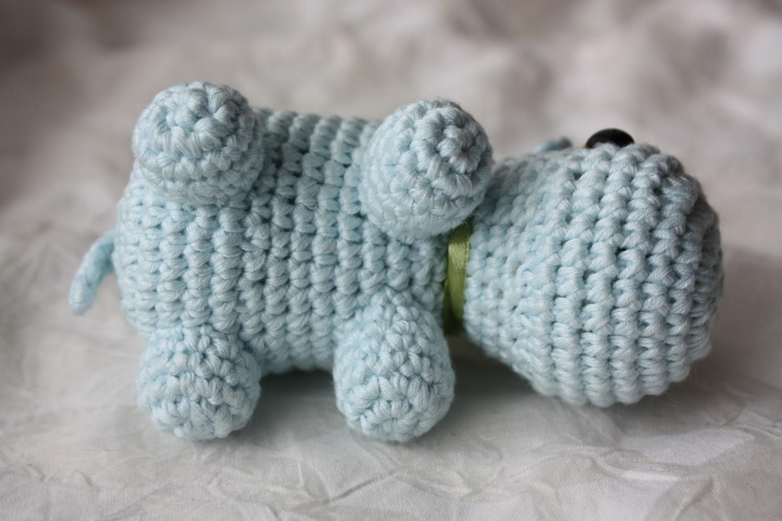 Amigurumi Tuto : Happyamigurumi amigurumi hippo pattern pdf amigurumi toy tutorial