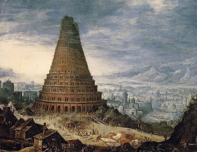 Lições aprendidas com a Torre de Babel