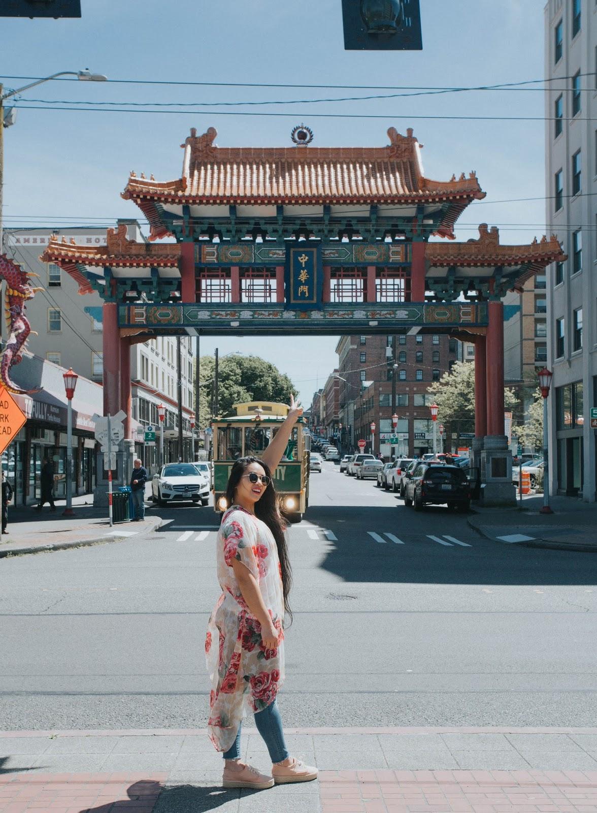 band of gypsies historic chinatown gate