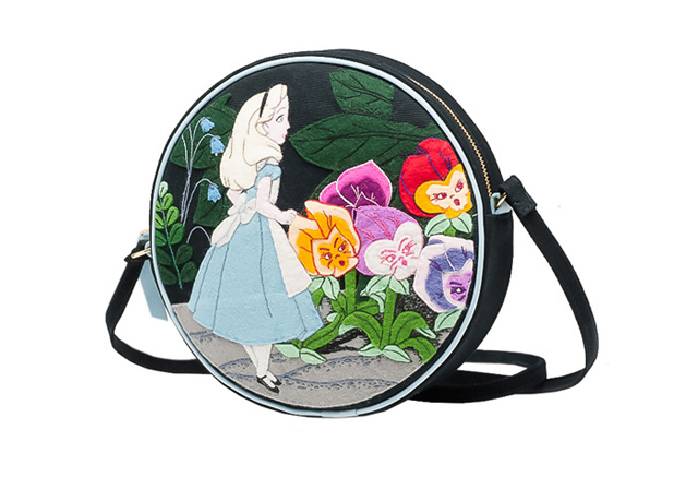 Olympia Le-Tan Disney Alice In Wonderland Bag