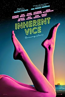 inherent vice movie poster