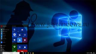 Windows 10 вор.