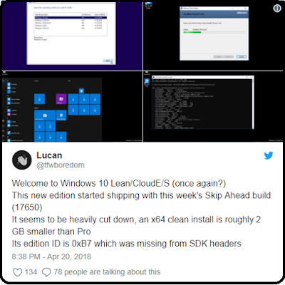 قد يكون الإصدار الرشيق الجديد من Windows 10 المسمى 'Lean' مثاليًا لأجهزة الكمبيوتر المتطورة
