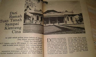 LAPAK BARANG ANTIK : Dijual Majalah Lawas Inti Sari 1979