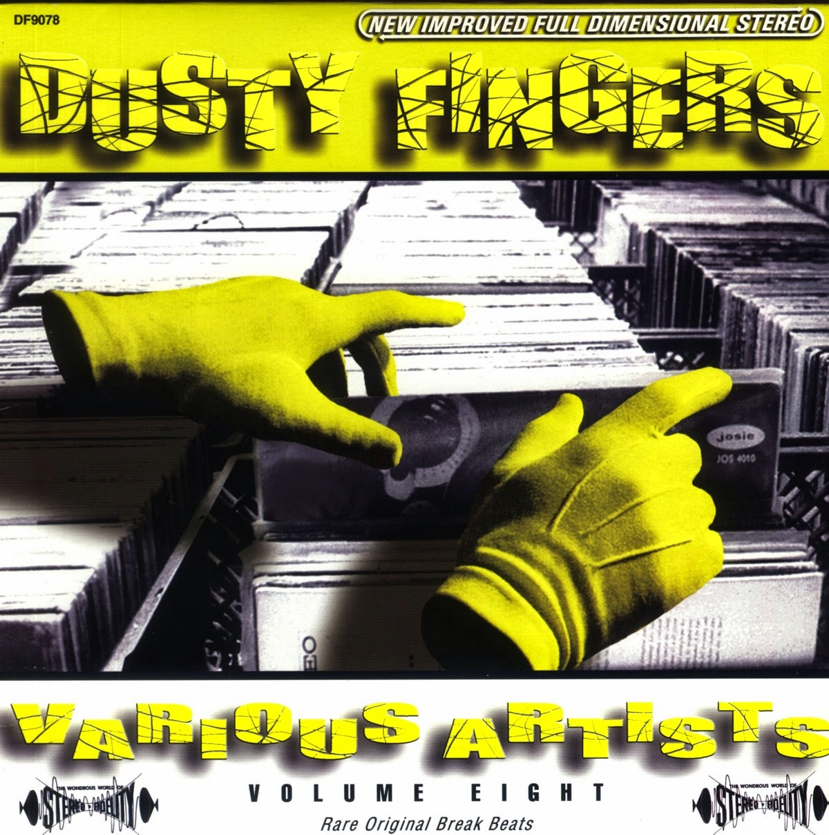 dusty fingers vol 8