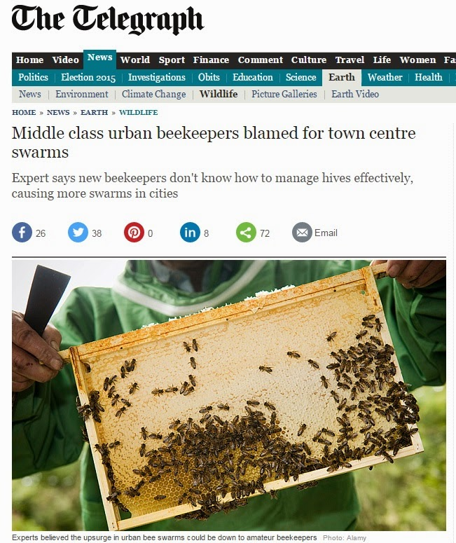 Diary Of An Incompetent Beekeeper