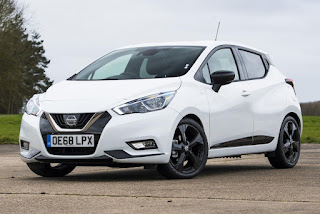 Nissan Micra DIG-T 117 N-Sport Nissan_front_stationary_0