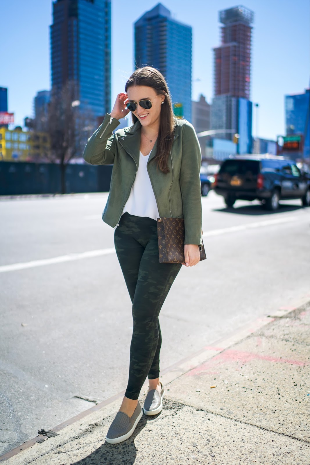 Four Spring Fashion Items I Can't Stop Wearing by popular New York fashion blogger Covering the Bases