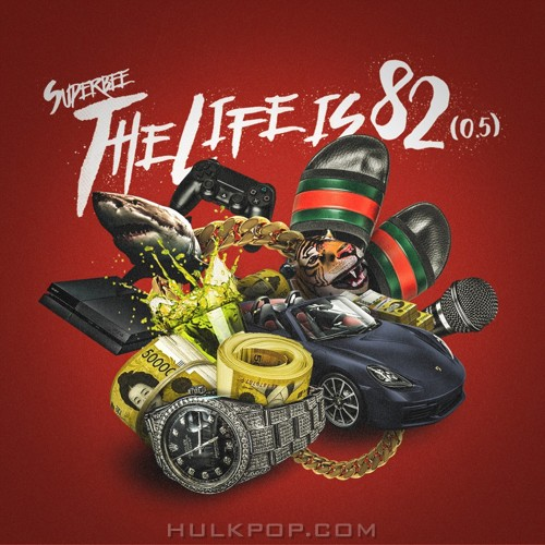SUPERBEE – The Life is 82 (0.5) – EP (FLAC)
