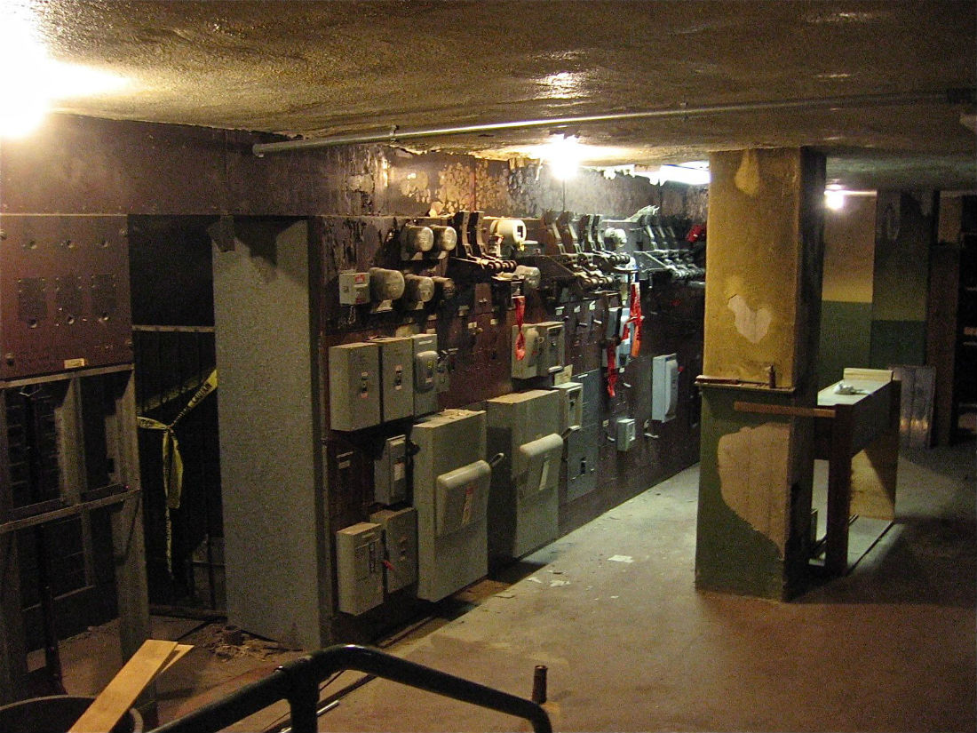 views stage stage basement other basement areas booth and attic