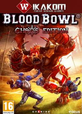 Blood Bowl Chaos Edition [Full] [Español] [MEGA]