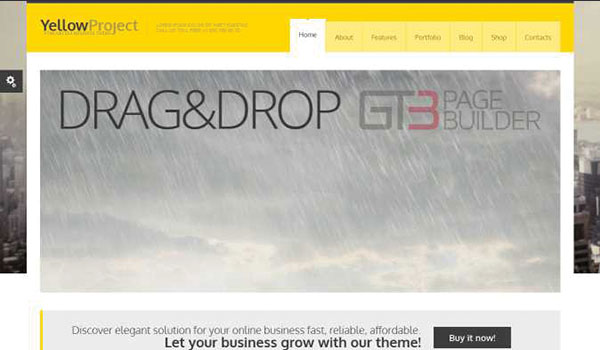 YellowProject-wordpress-themes
