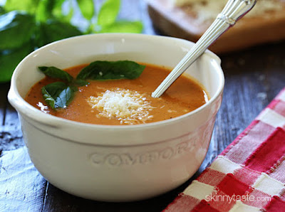 Crockpot Tomato Soup Recipe