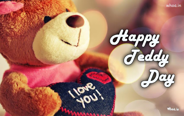 Top # 12+ Happy Teddy Day Message 2016: Valentines Day Week