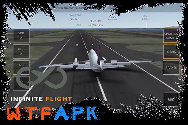 Download Infinite Flight - Flight Simulator Mod Apk