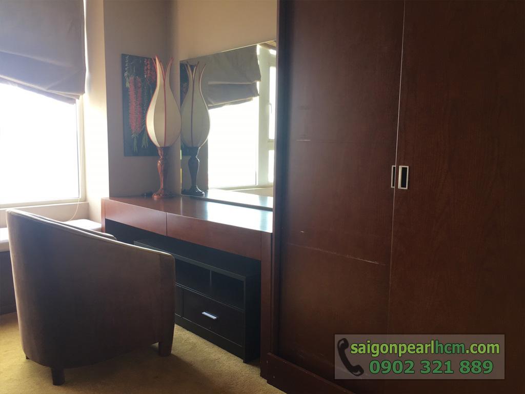 Cho thuê Saigon Pearl căn hộ 4 phòng ngủ 206m2 Ruby 1 view sông Sài Gòn - hình 16