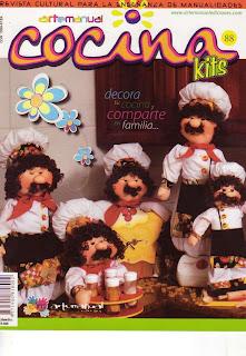 Arte Manual Nro.  88 –  Cocina Kits
