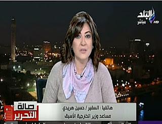برنامج صالة التحرير حلقة الثلاثاء 19-12-2017 مع عزة مصطفى