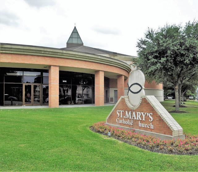 St Mary's Catholic Church 3006 Rosedale St, Houston, TX 77004