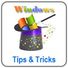 window tricks e book