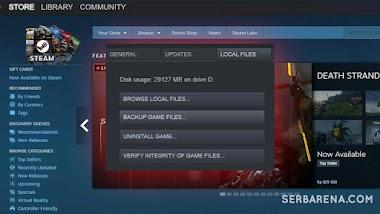 Cara Backup Game Steam & Cara Mengembalikannya di Android