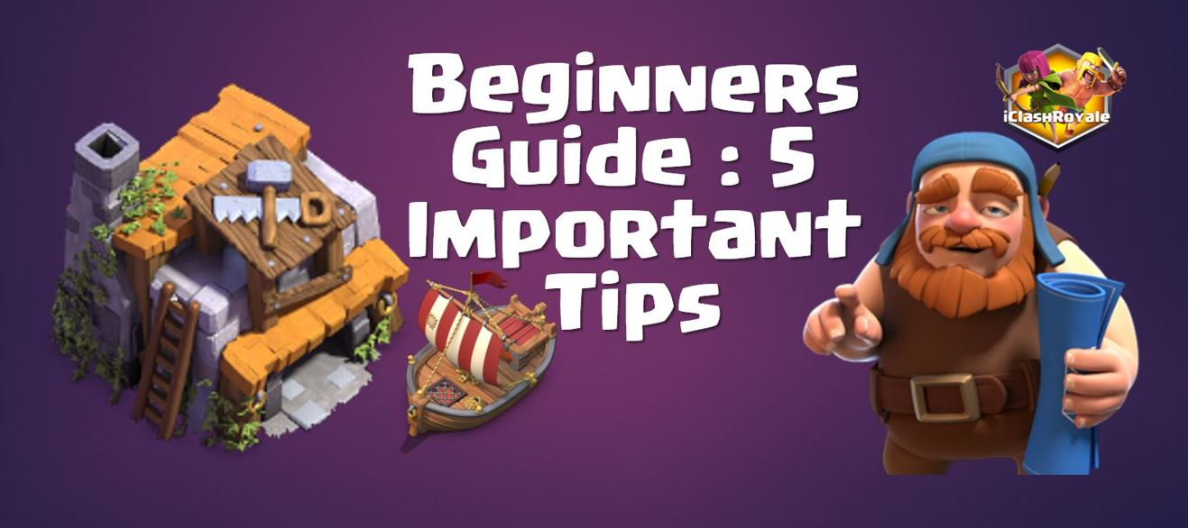 builders village, builders base tips
