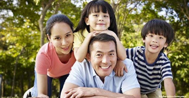 Keluarga dan Peranan Orang Tua - berbagaireviews.com