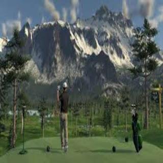 The Golf Club Game Setup