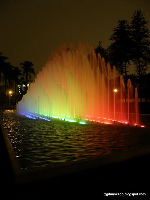 Lima - Parque de la Reserva