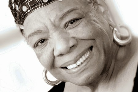 What Maya Angelou's words meant to me...