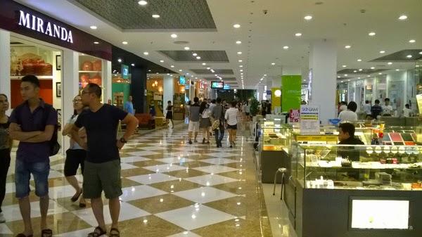 Khu phố ẩm thực Time City