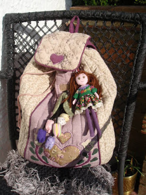 Dolls - Izzy and Tulips