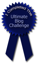 UBC (Ultimate Blog Challenge)