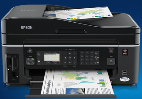 Reset Epson Stylus Office BX610FW Software Download
