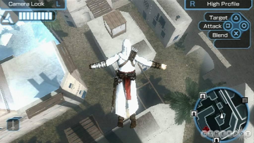Assassin's creed: bloodlines скачать 1. 0 на psp.