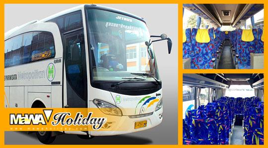 Sewa bus metropolitan