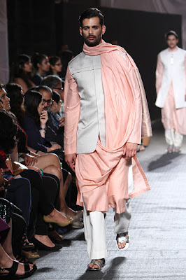 "Banging Start to Lakme Fashion Week Summer/Resort 2016 with Manish Malhotra's ""Elements Collection"""