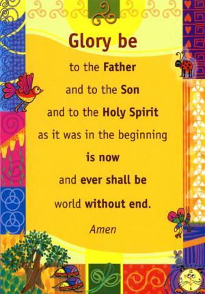 The Catholic Toolbox Glory Be