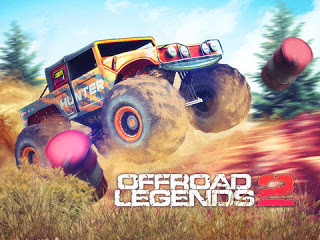 Game Balap Mobil Offroad Offroad Legends 2 : Hill Climb