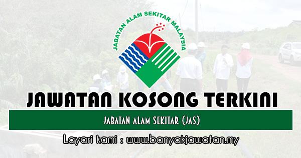 Jawatan Kosong Kerajaan 2019 di Jabatan Alam Sekitar (JAS)